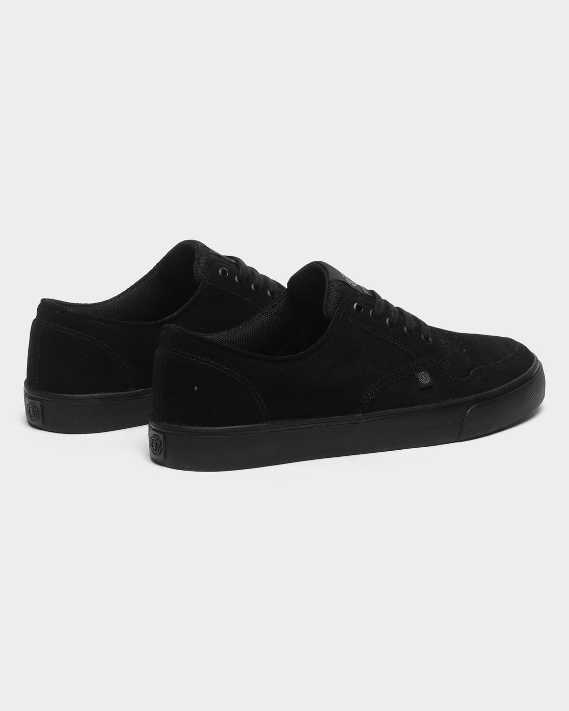 2 Topaz C3 Suede Sneakers Black 183902 Element