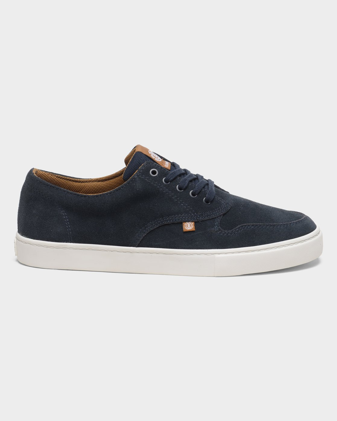 2 Topaz C3 Suede Sneakers Blue 183902 Element