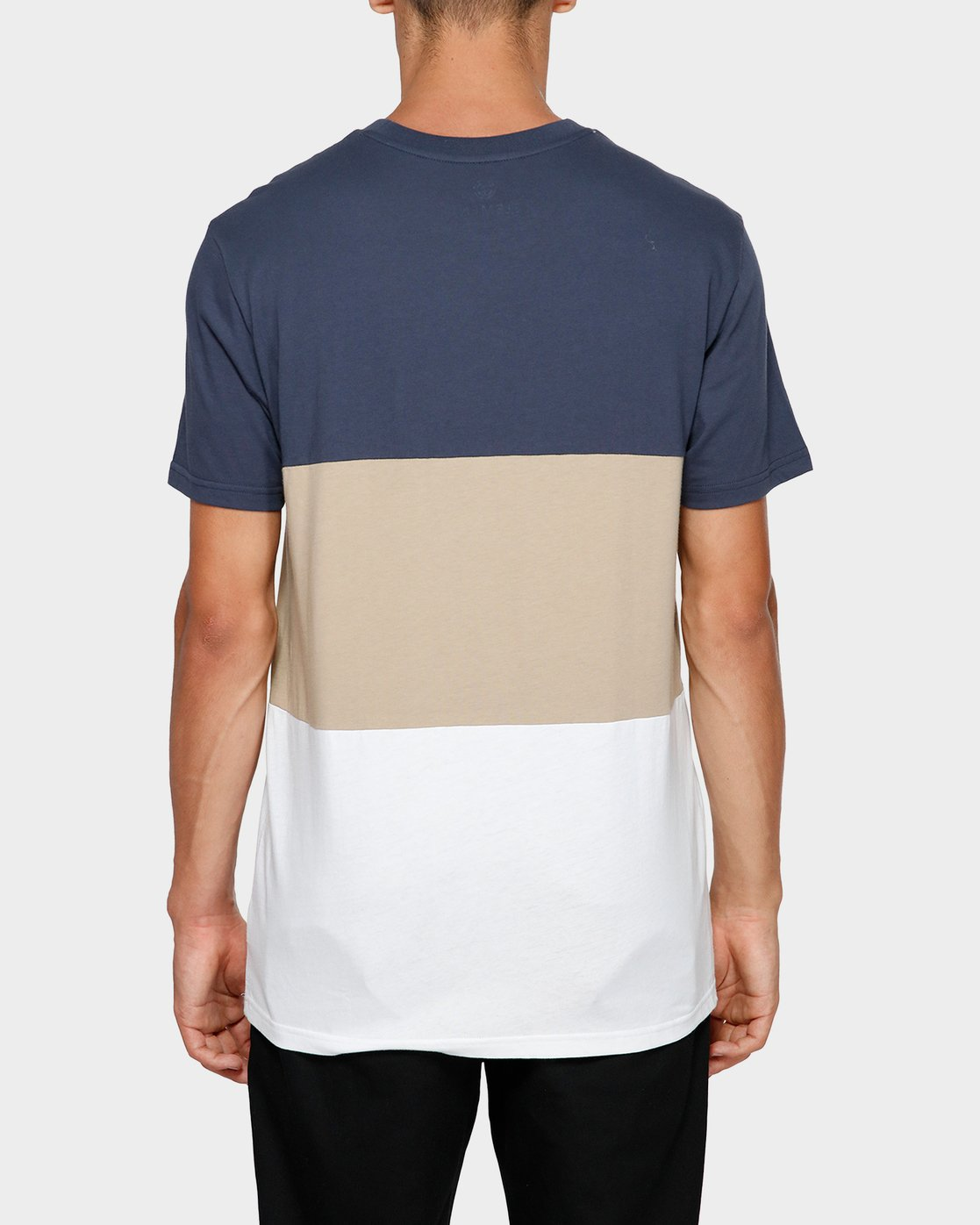 1 Fos Short Sleeve Tee Blue 184005 Element