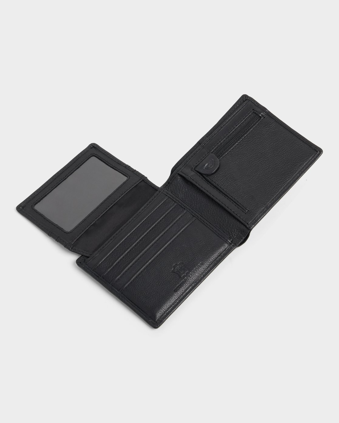 4 Field Wallet Black 184571 Element