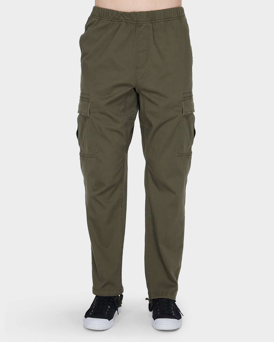 0 Roots Cargo Pant Green 186265 Element