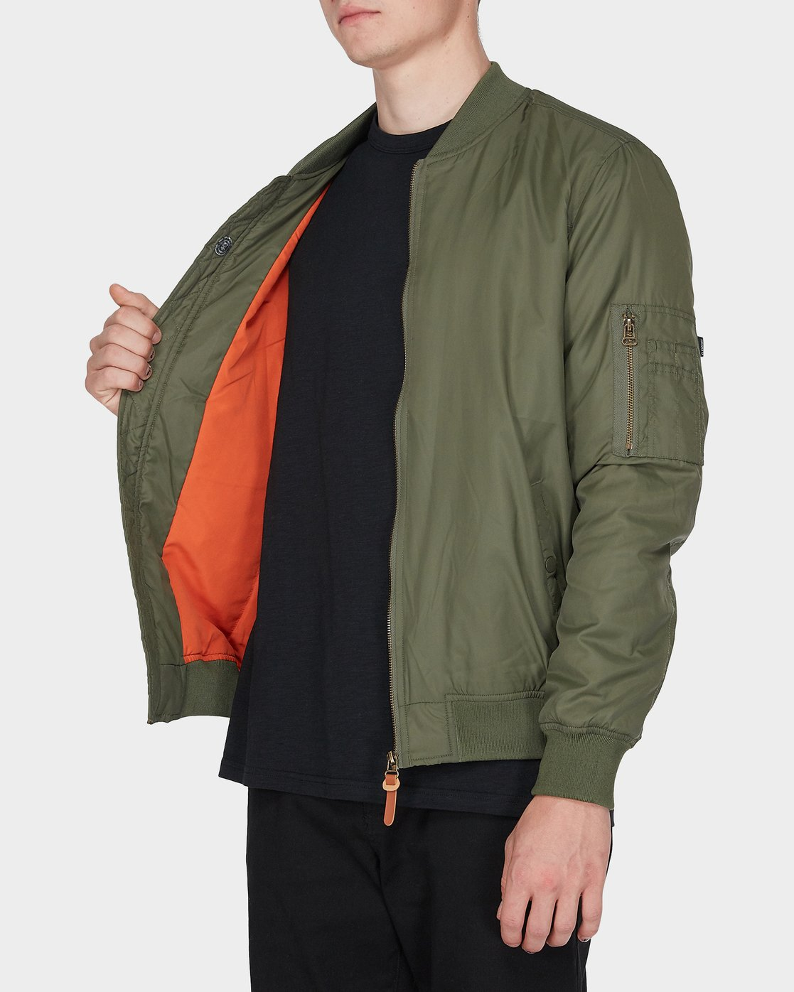 4 Feather Bomber Jacket  186463 Element