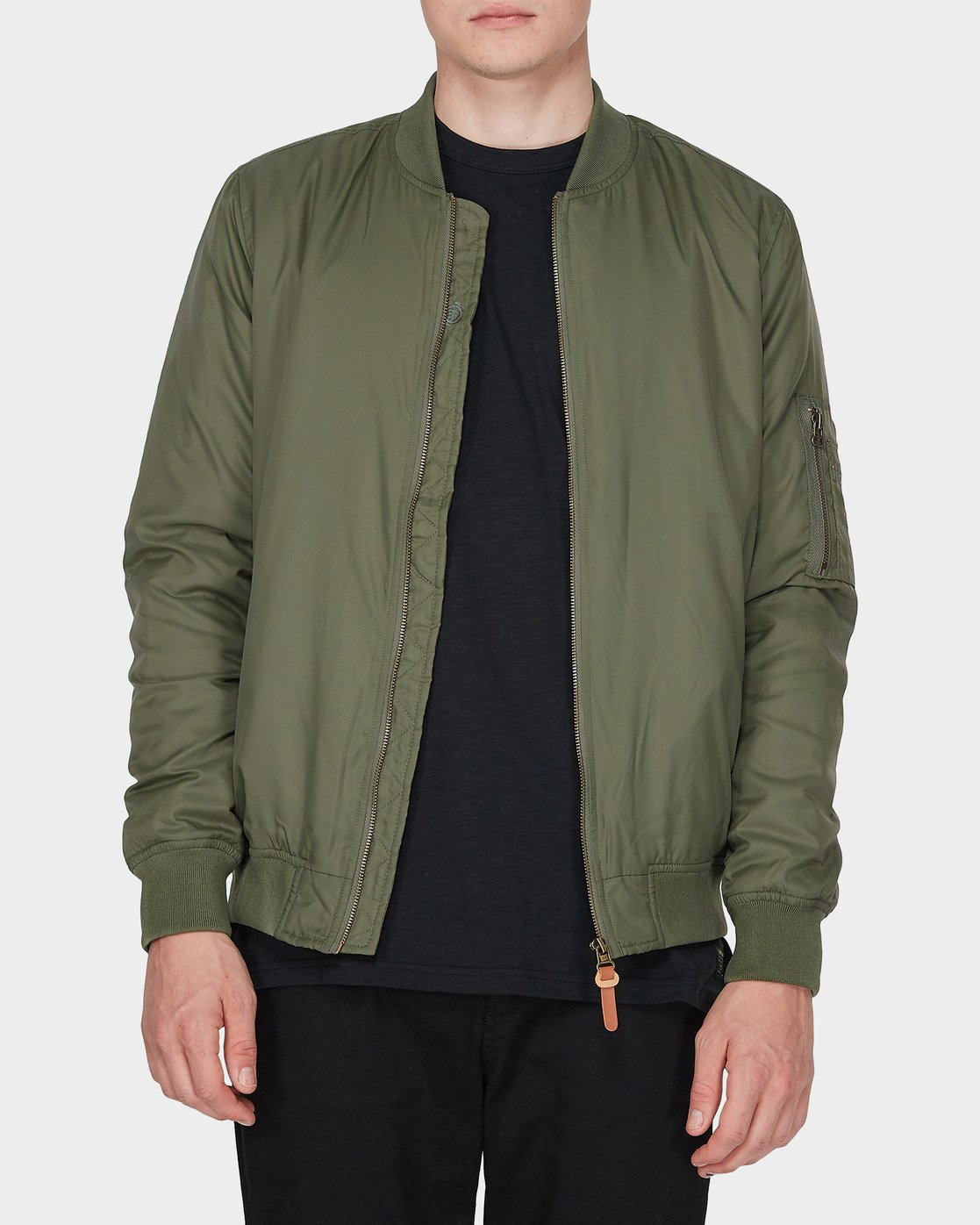 0 Feather Bomber Jacket  186463 Element