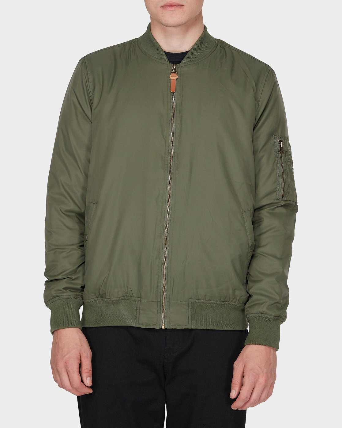1 Feather Bomber Jacket  186463 Element