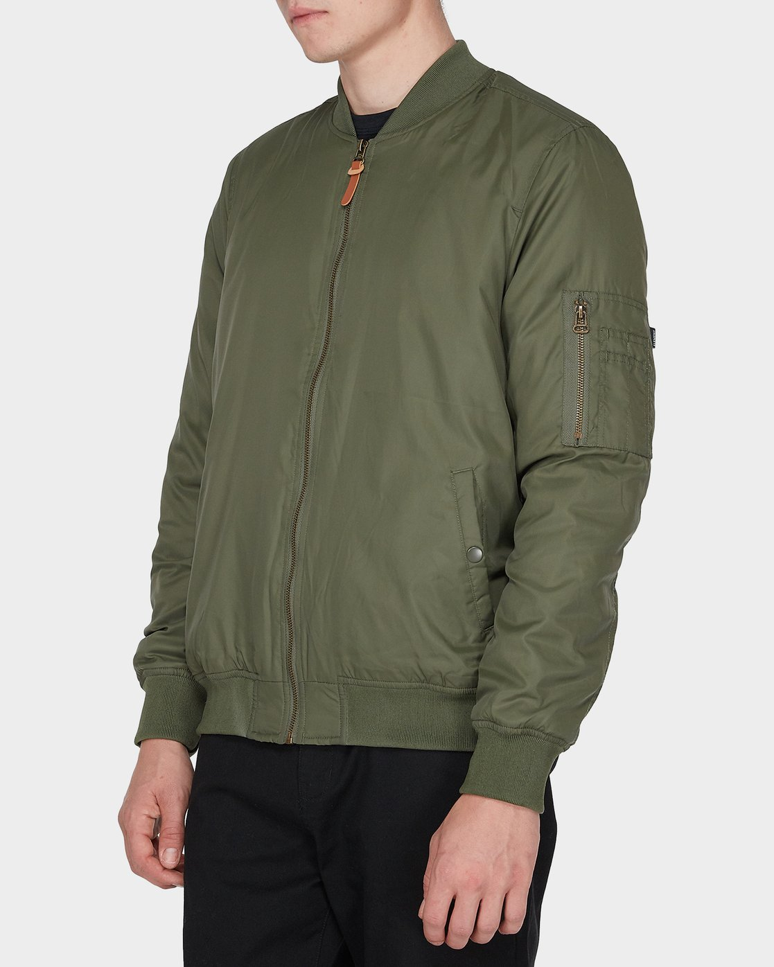 3 Feather Bomber Jacket  186463 Element