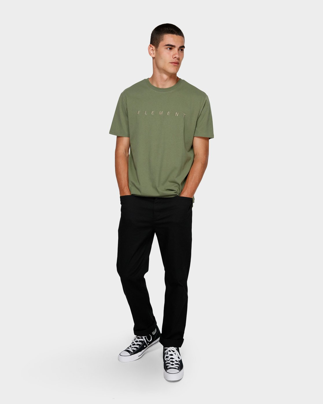 3 Merc Short Sleeve Tee  193010 Element