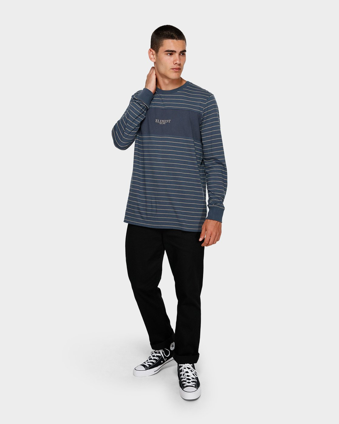 3 Transition Long Sleeve Tee  193055 Element
