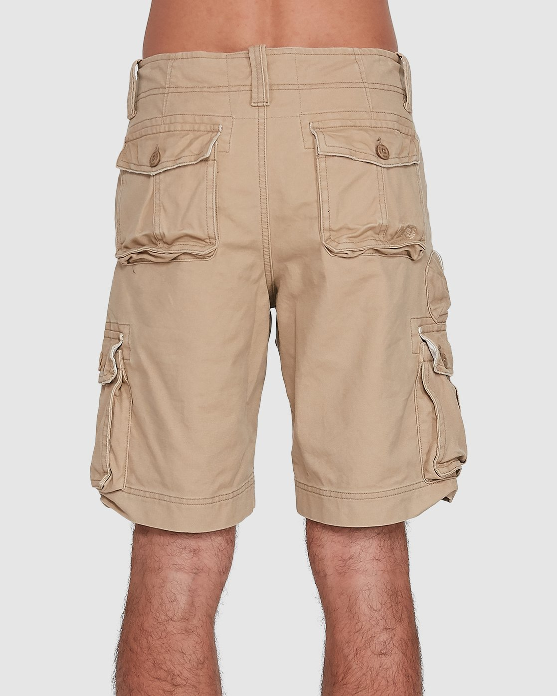2 Source Cargo Short Green 193351 Element