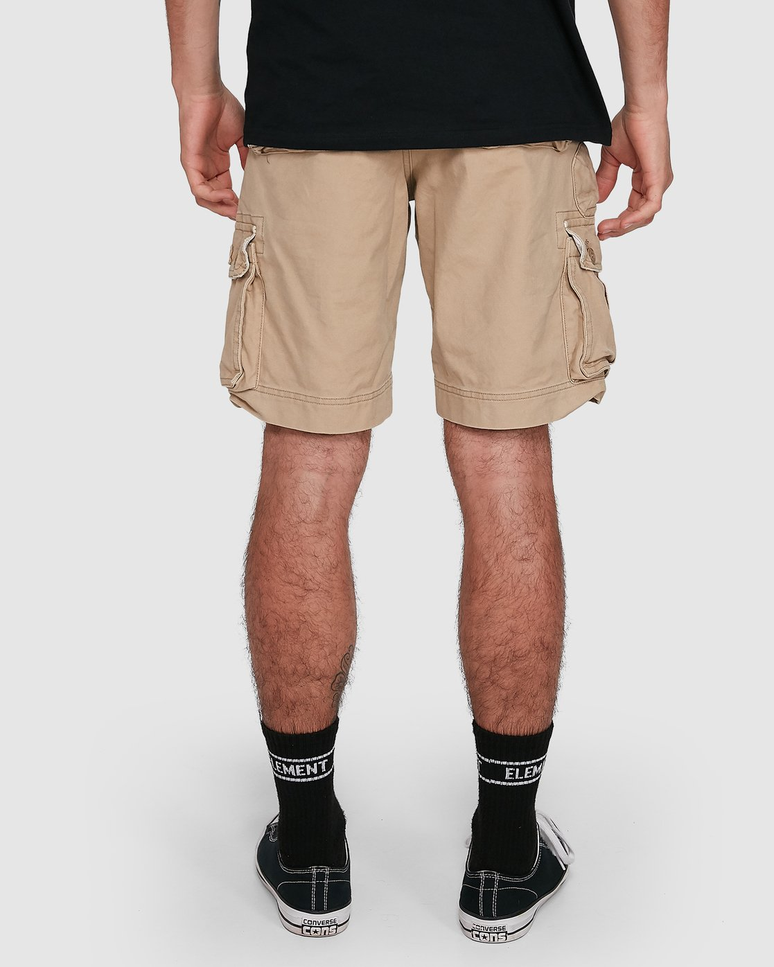 8 Source Cargo Short Green 193351 Element