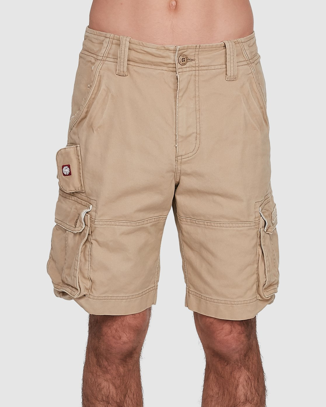 0 Source Cargo Short Green 193351 Element