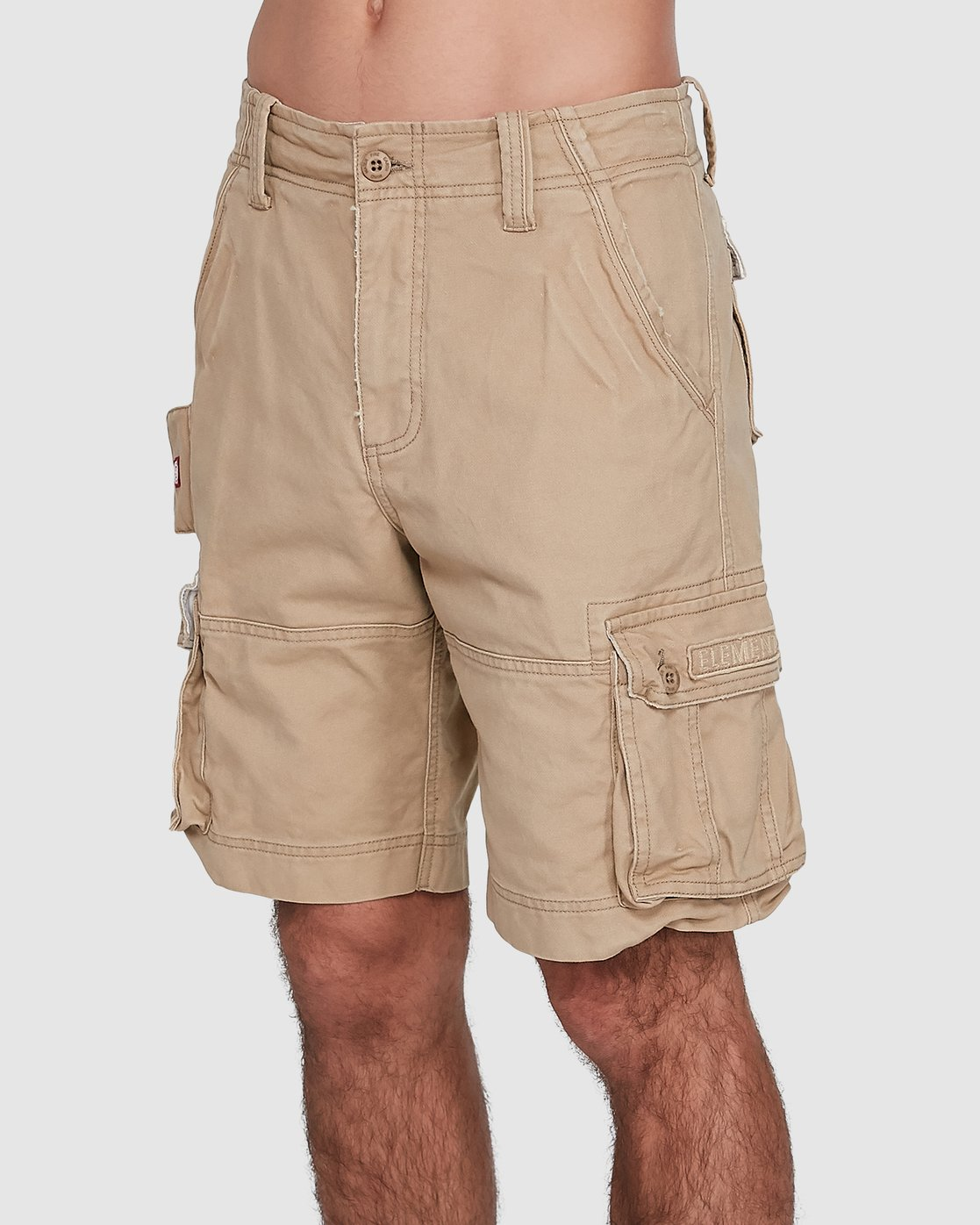 1 Source Cargo Short Green 193351 Element