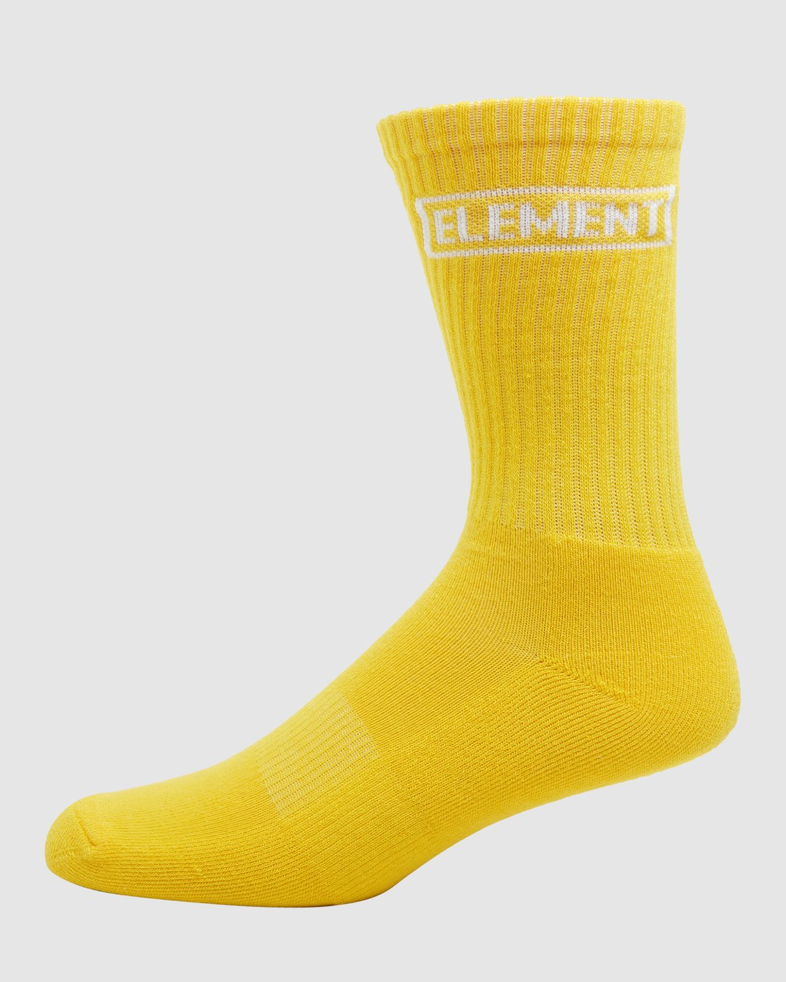 6 Prime Grind Sock Yellow 193693 Element