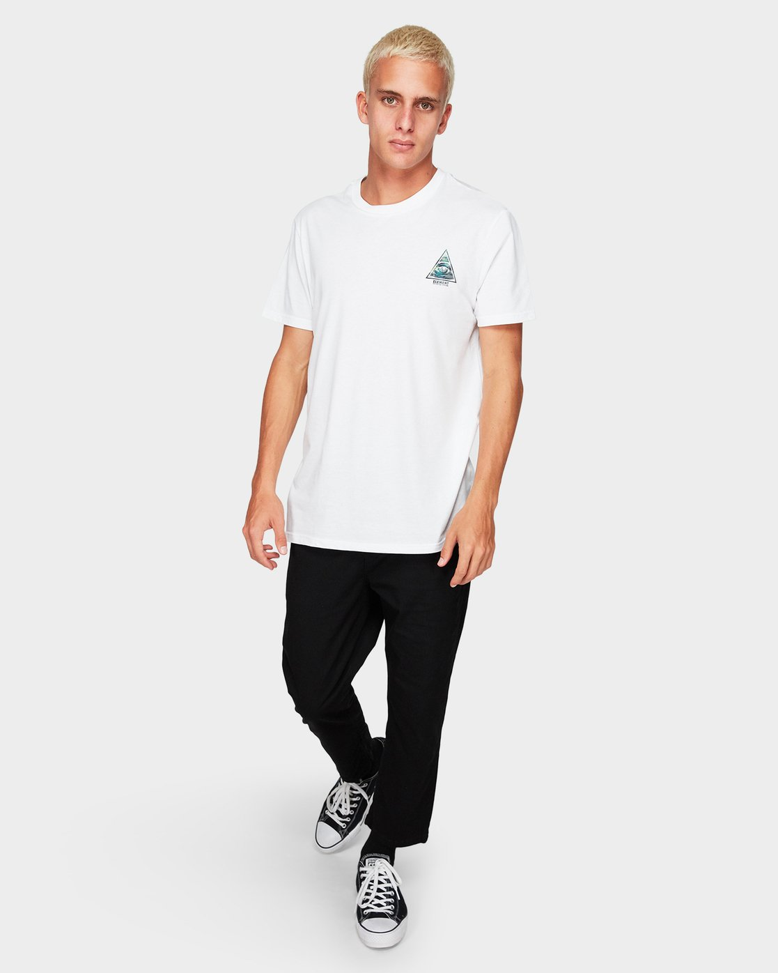 3 Open Minded Tee  194001 Element