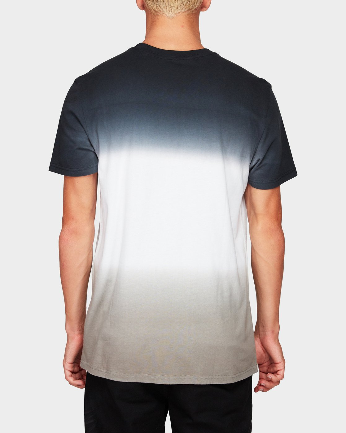 1 Fade Out Ss Tee Black 194004 Element