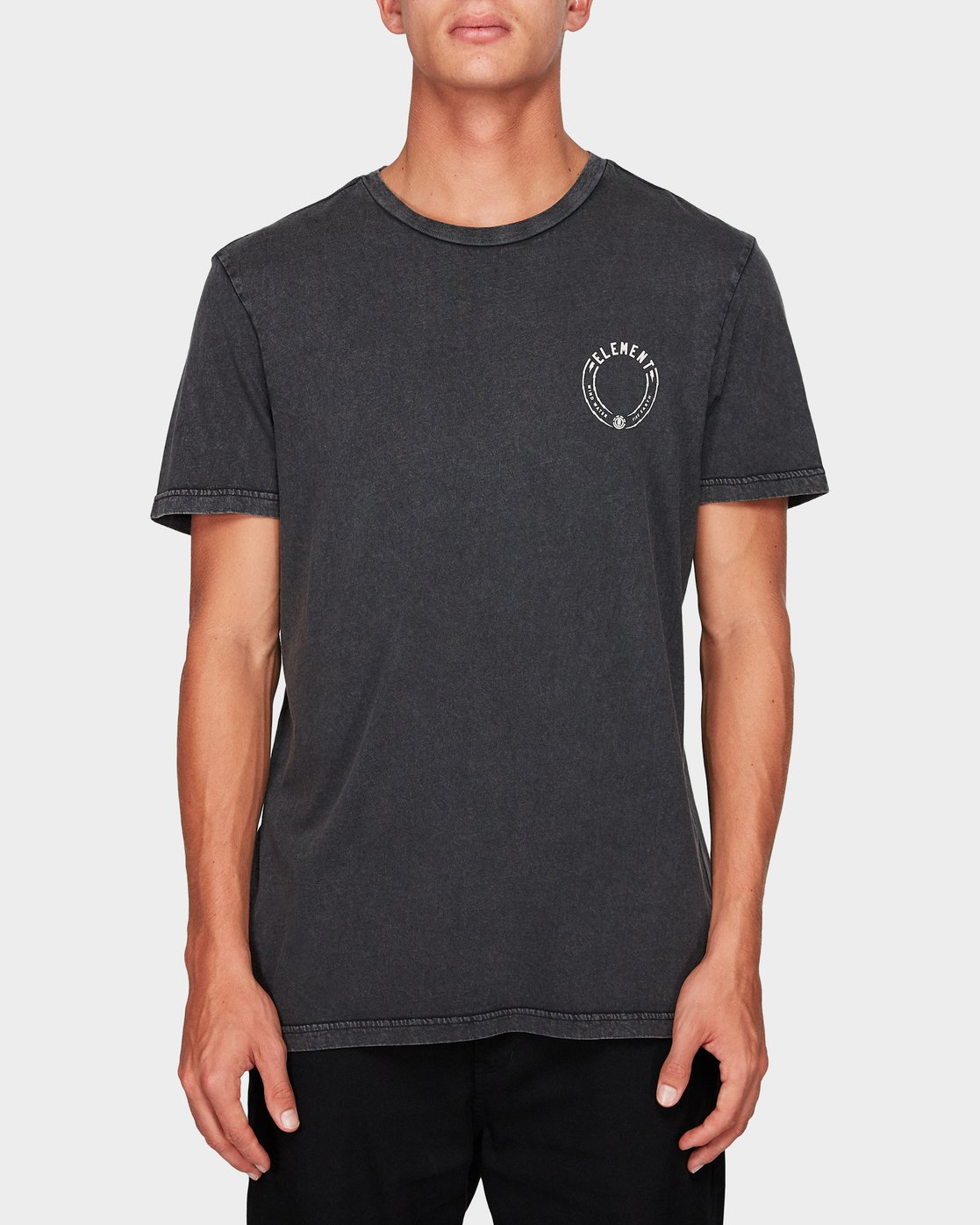 0 STRIKE SS TEE Black 194008 Element