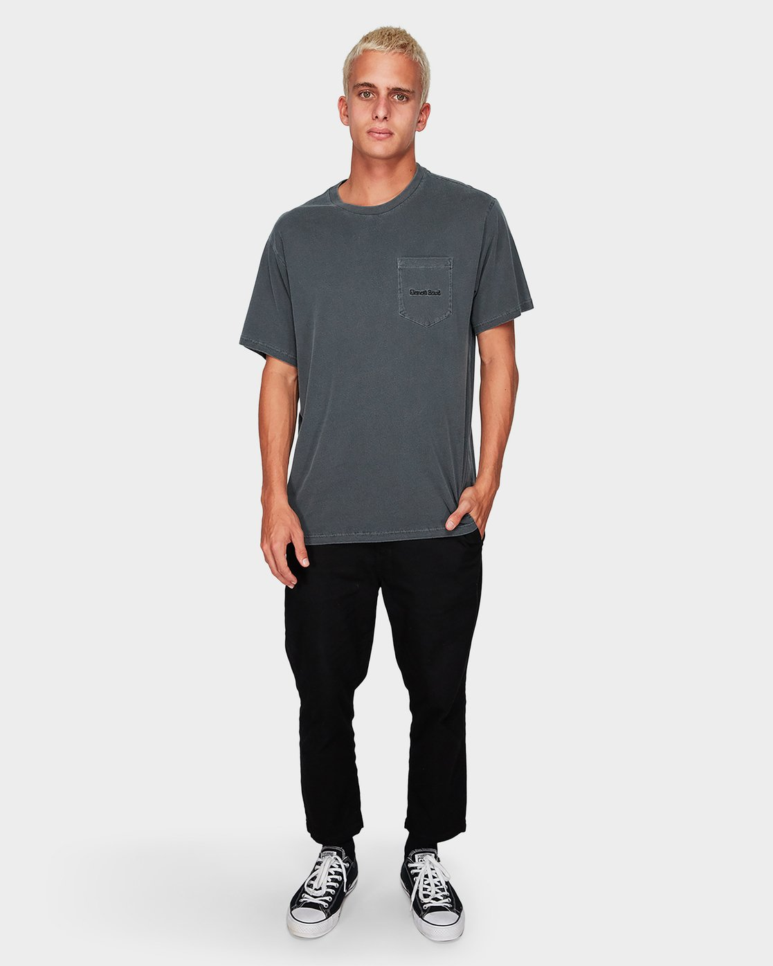 3 TRICK CITY SS TEE  194014 Element