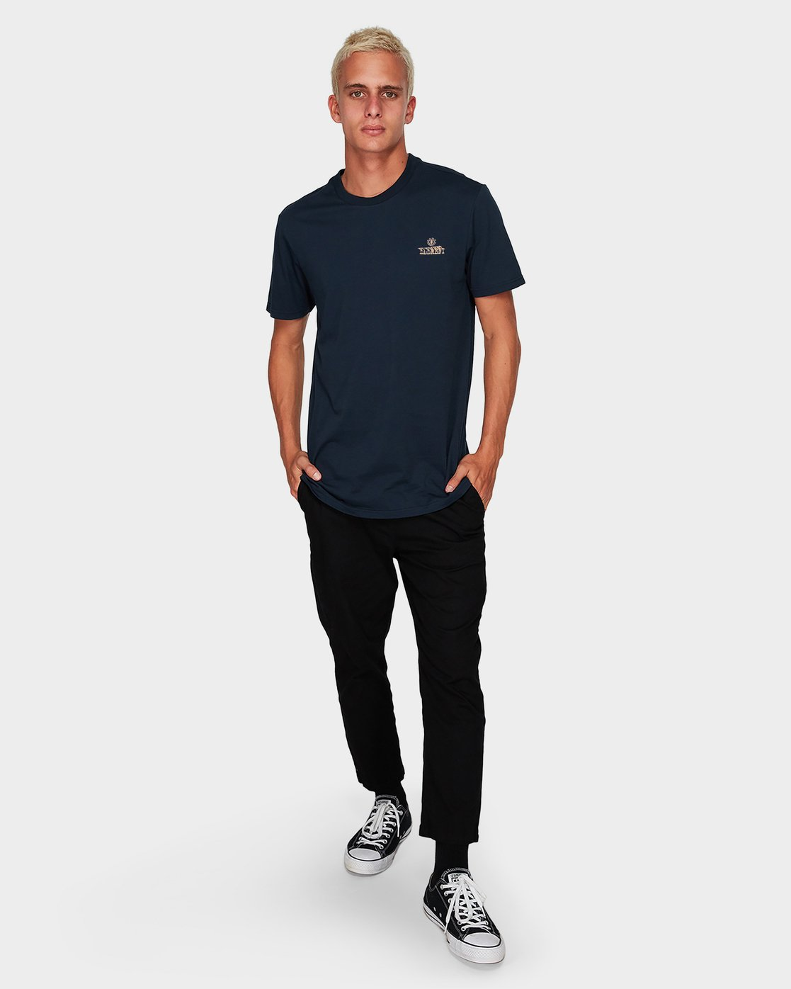 3 Crux Ss Tee  194016 Element