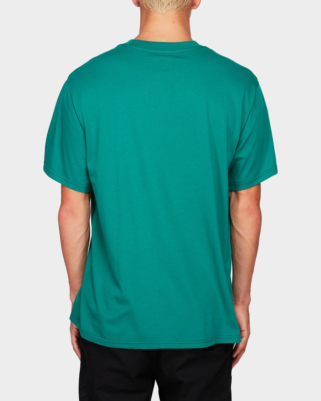 1 DIMENSION SS TEE Green 194017 Element