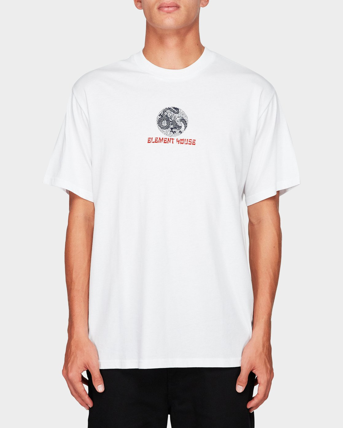 0 Element House Ss Tee  194019 Element