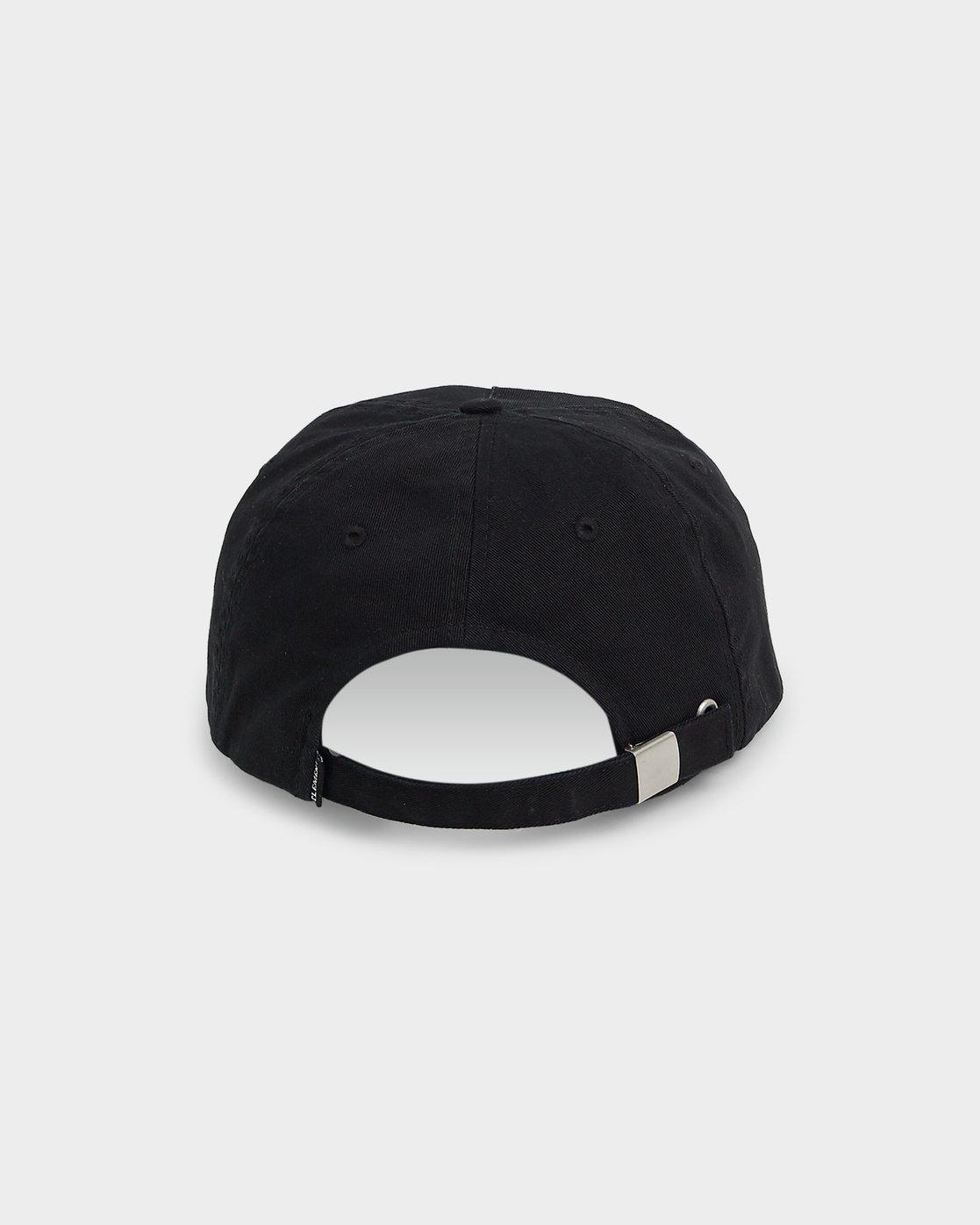 1 SLITHERED CAP Black 194603 Element