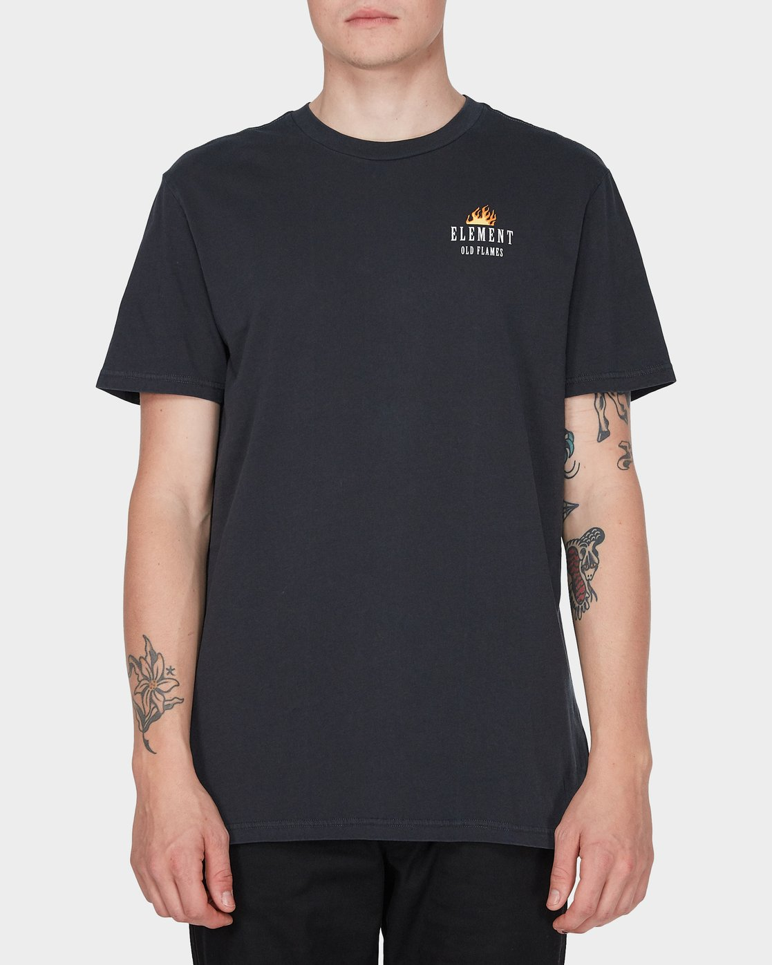 0 OLD FLAMES TEE  196013 Element