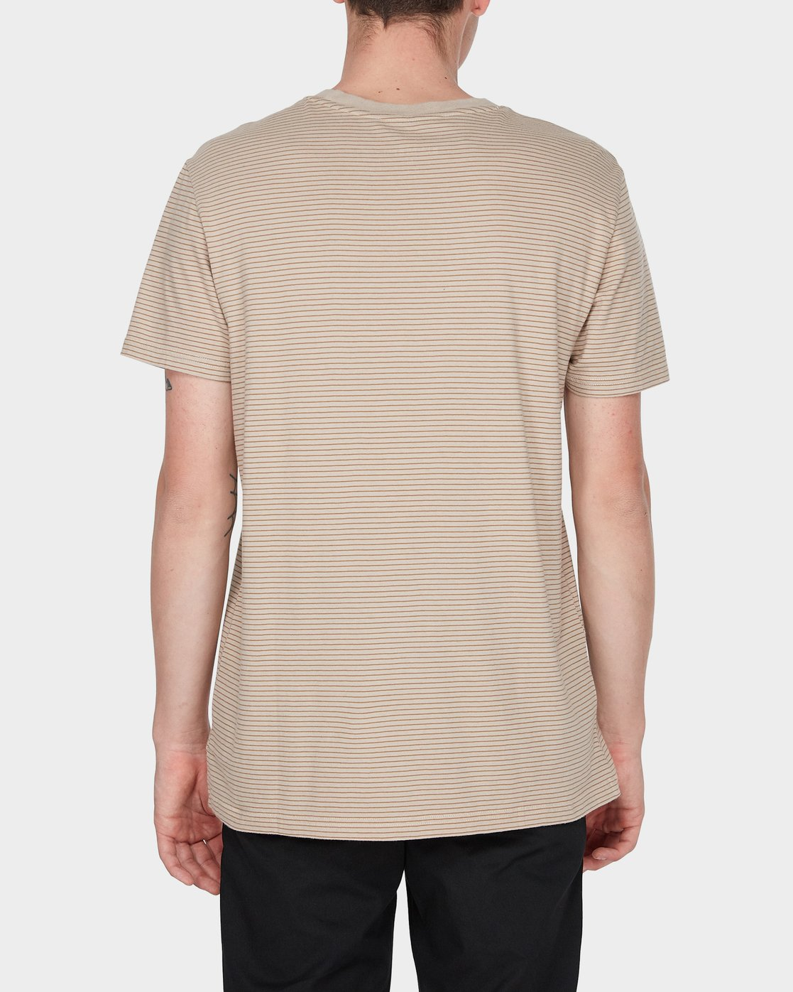 1 QUEST SS TEE Yellow 196016 Element