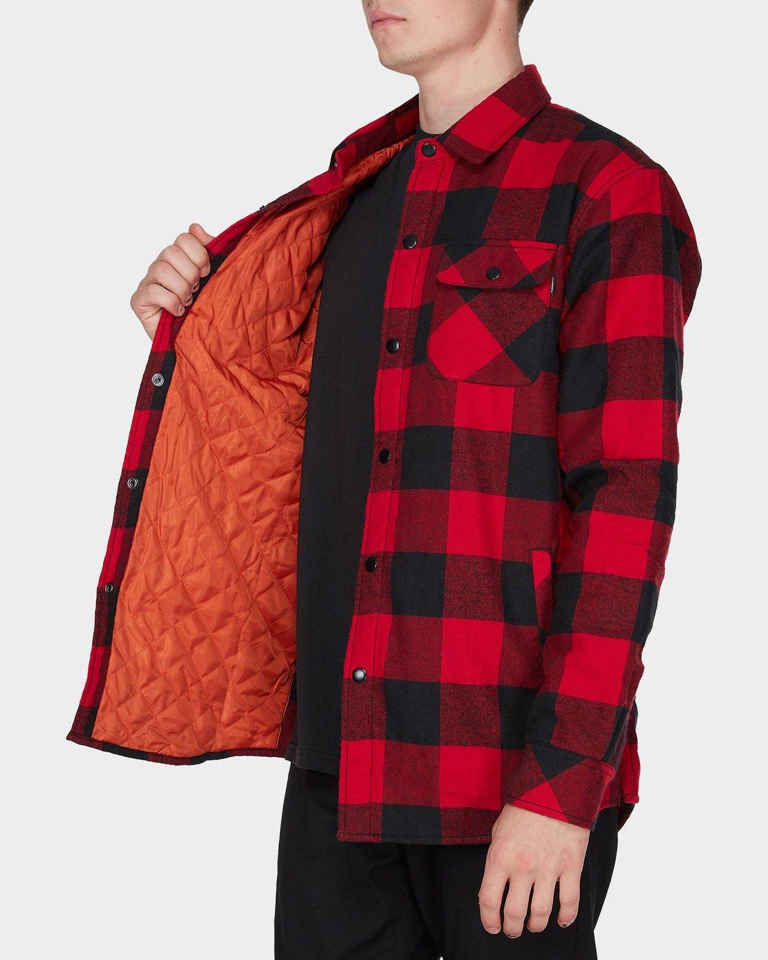 4 Jimbo Flannel Red 196224 Element