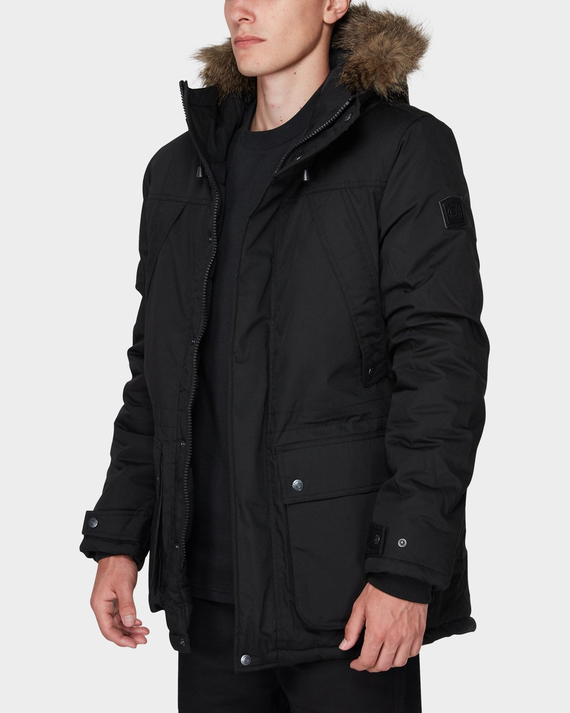 3 FARGO JACKET Black 196462 Element