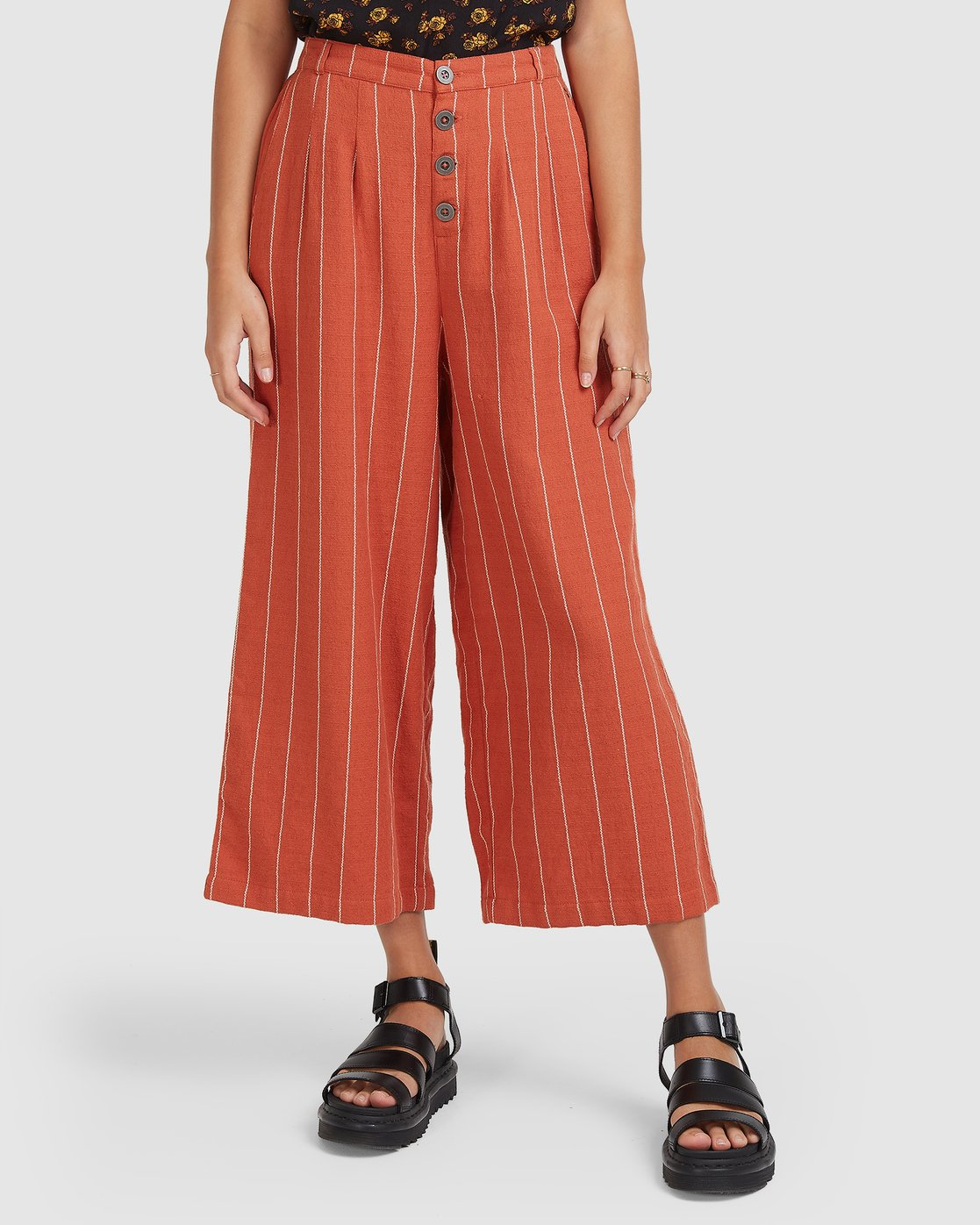 0 Sundays Pant Red 205262 Element