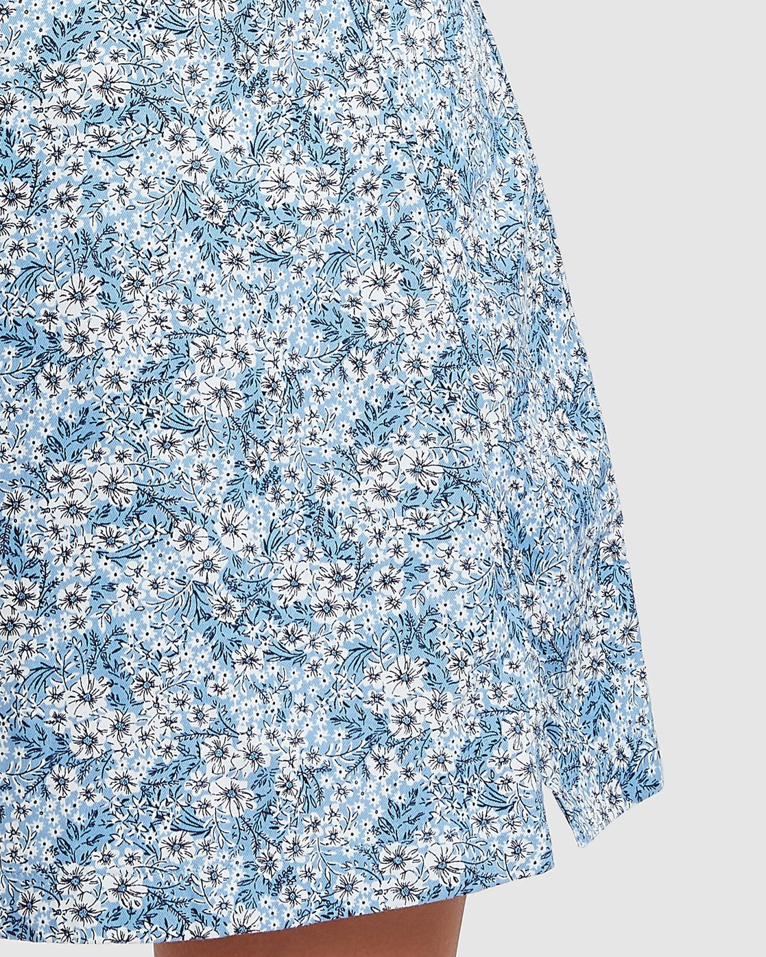 3 Coco Skirt Blue 205853 Element