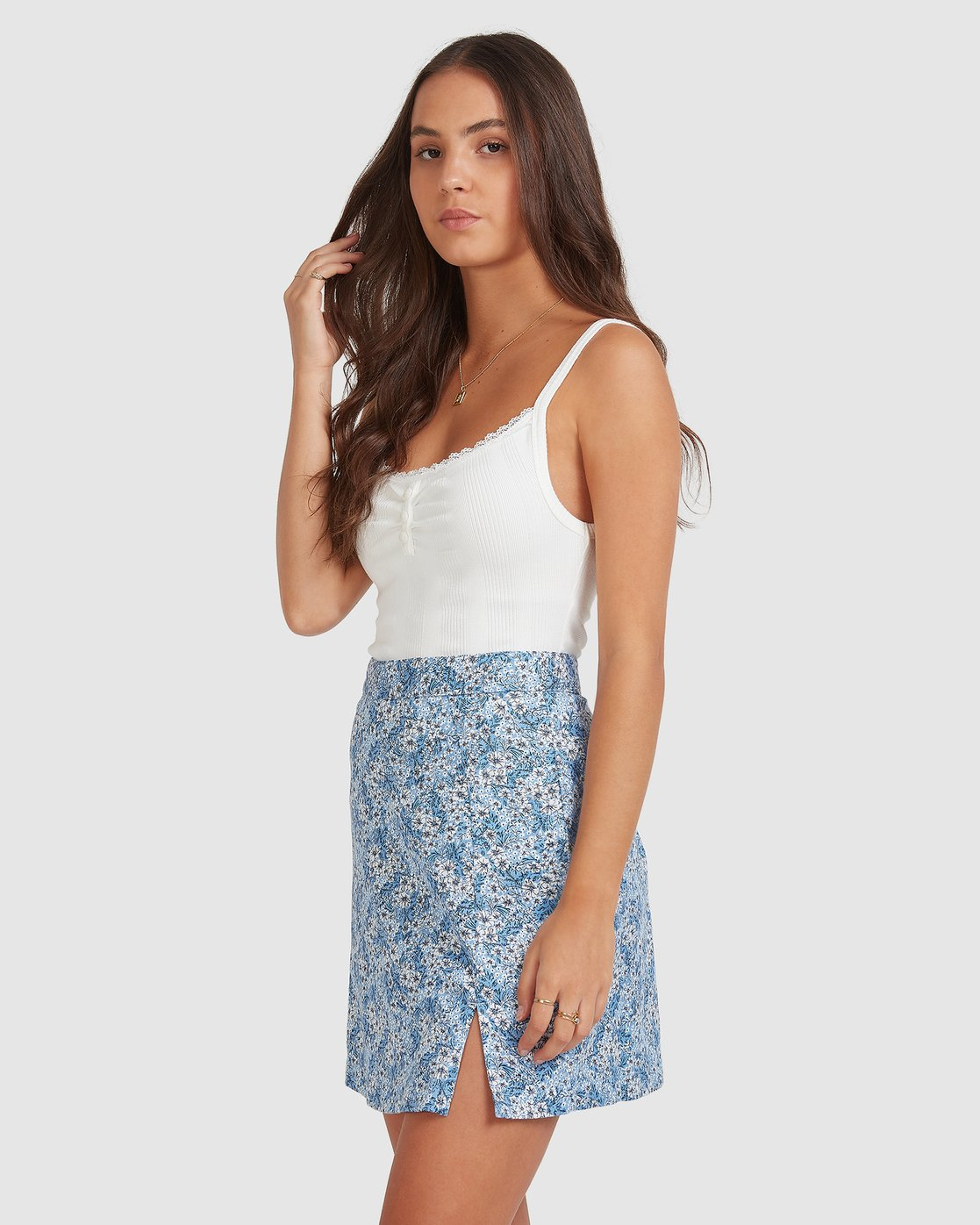 2 Coco Skirt Blue 205853 Element