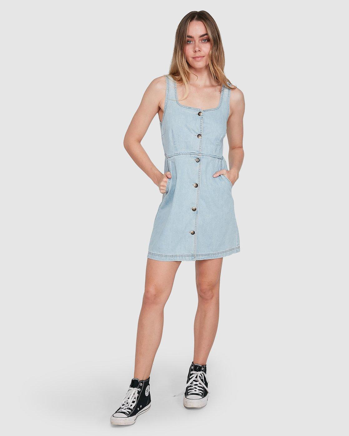 4 Piera Dress Blue 205866 Element