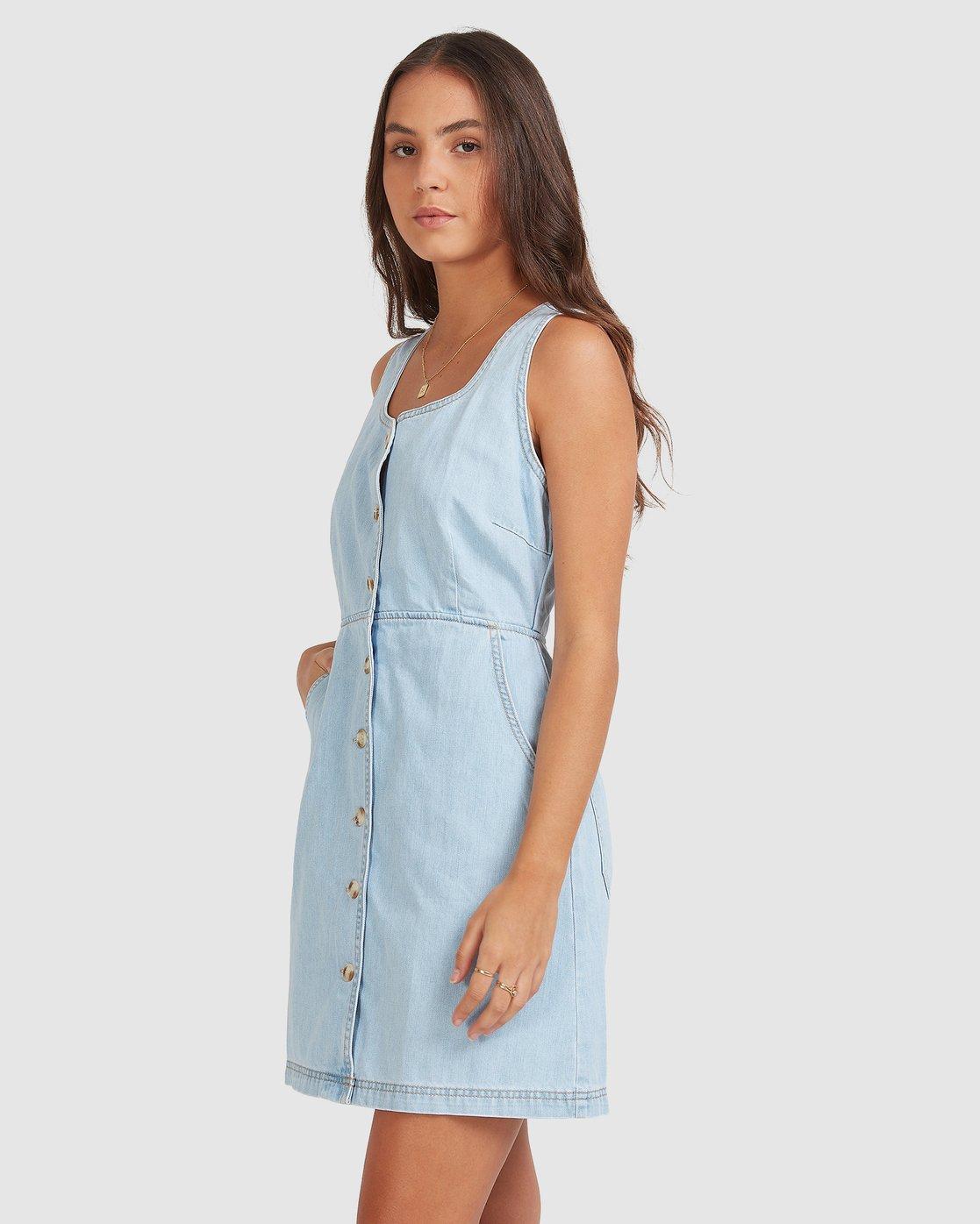 2 Piera Dress Blue 205866 Element