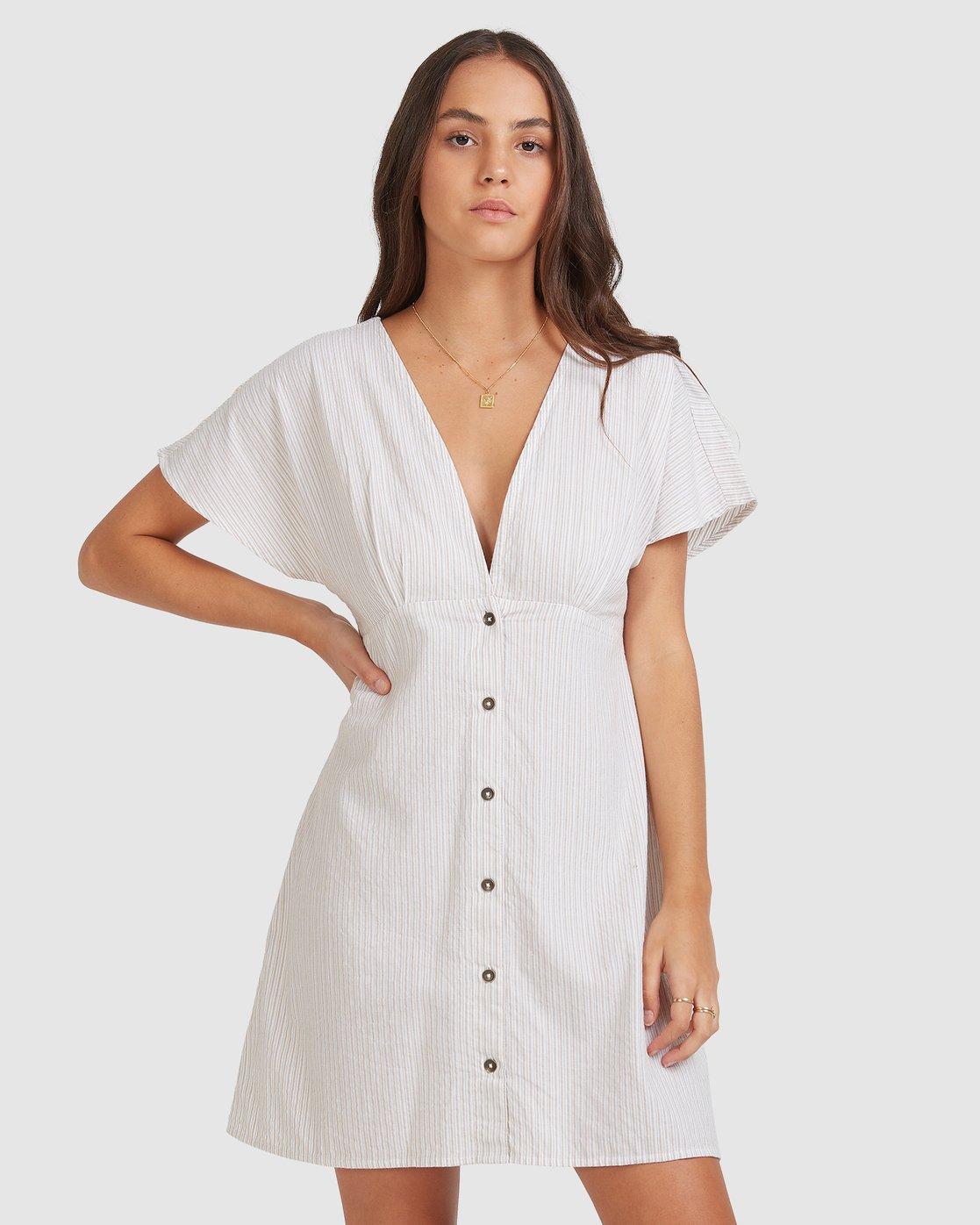 0 Lottie Dress White 205867 Element