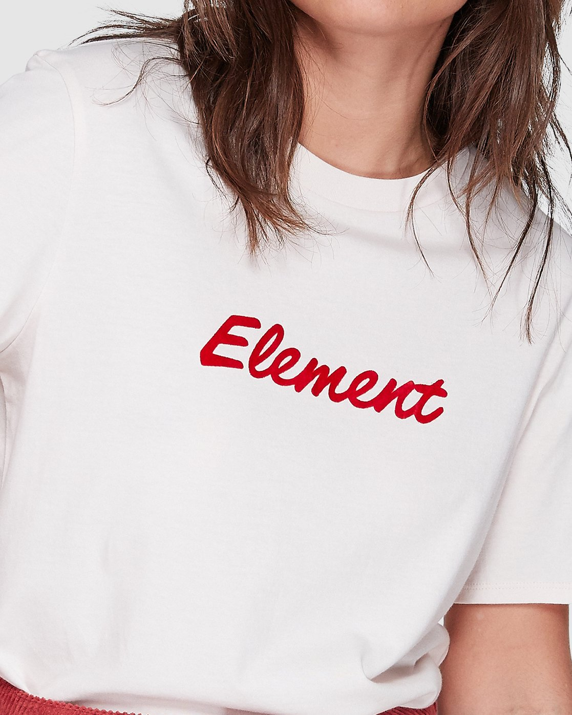 3 Simply Us Tee Grey 207003 Element