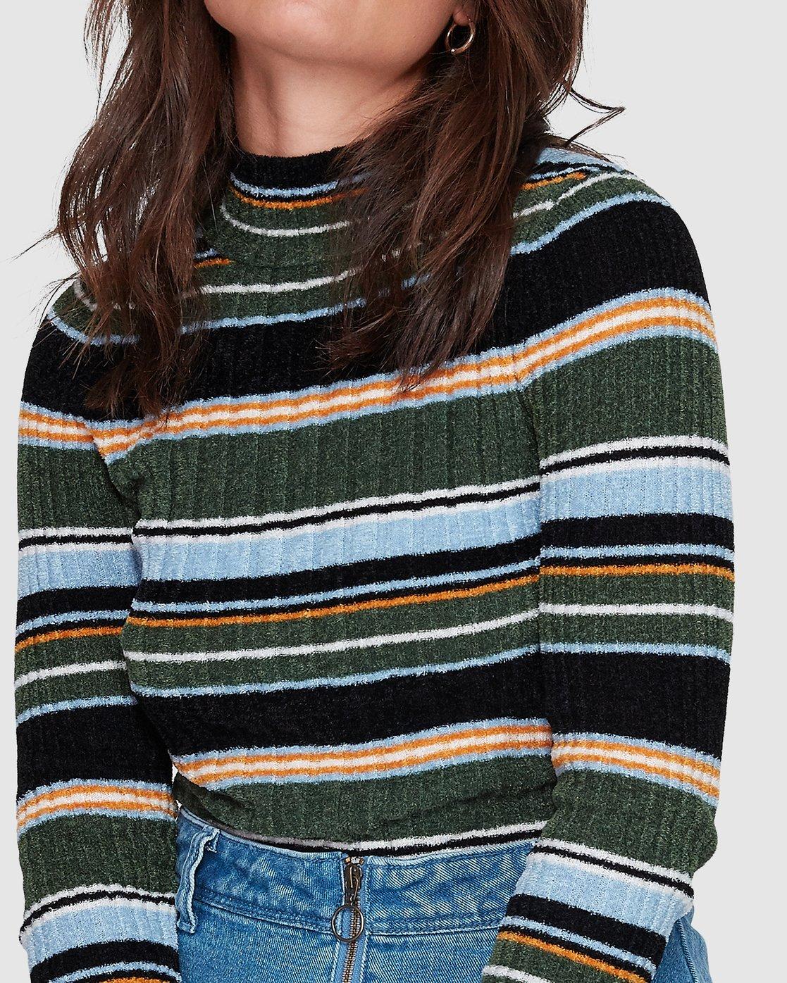 3 Oak Street Knit Green 207154 Element