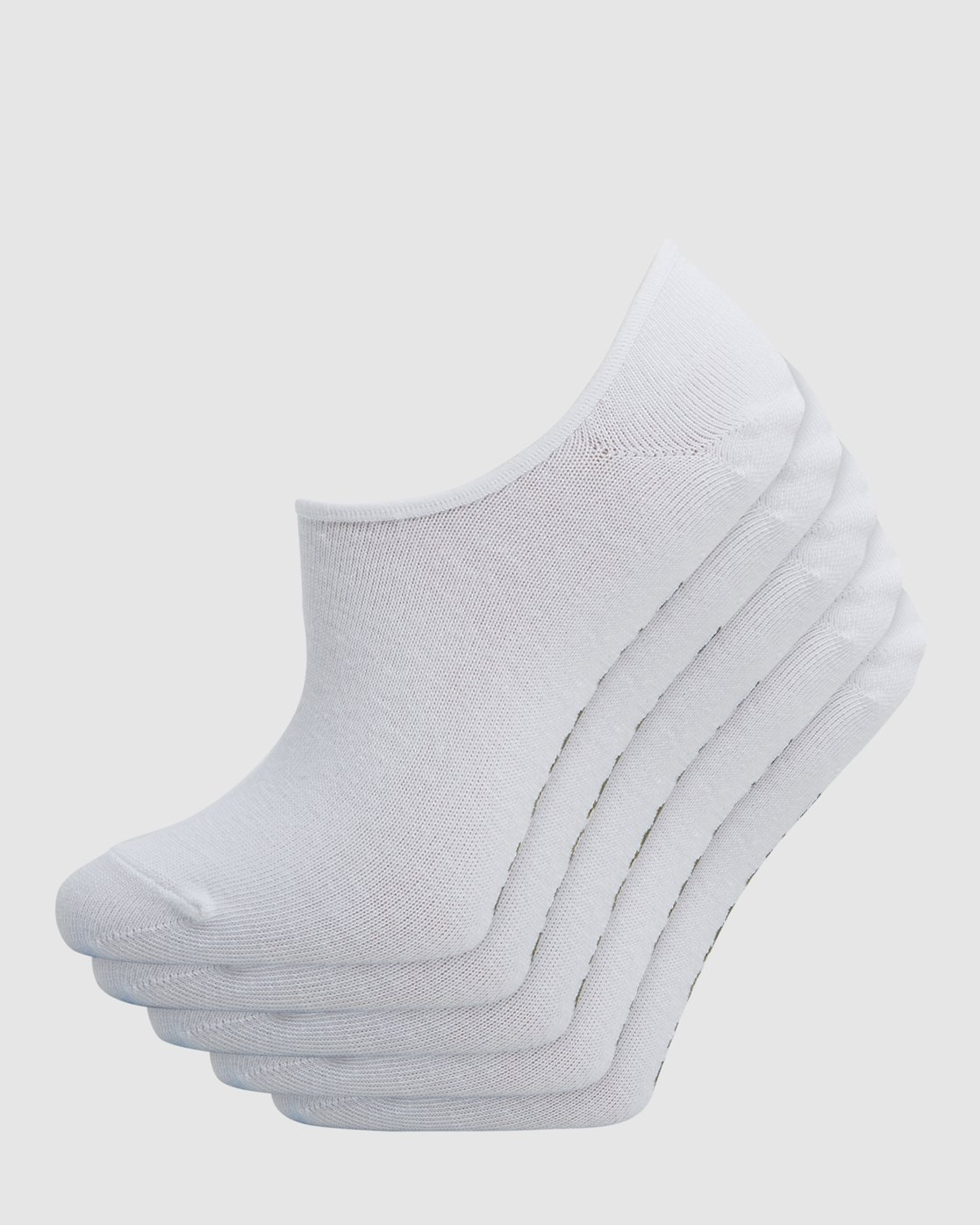 0 ELEMENT NUDIE SOCK 5 PACK White 283691 Element