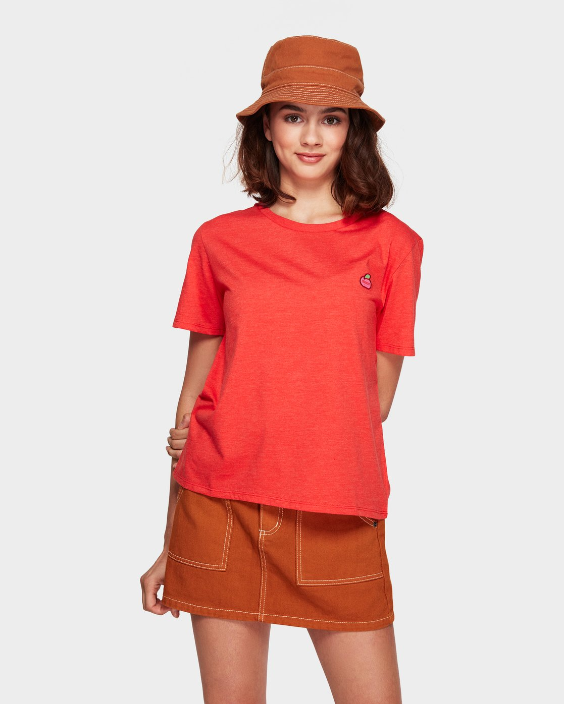 0 DARCY TEE Orange 284012 Element
