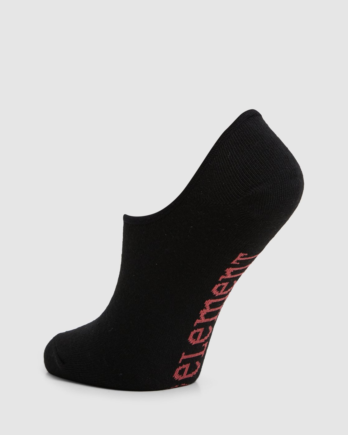 2 ELEMENT NUDIE SOCK 5 PACK Black 284653 Element