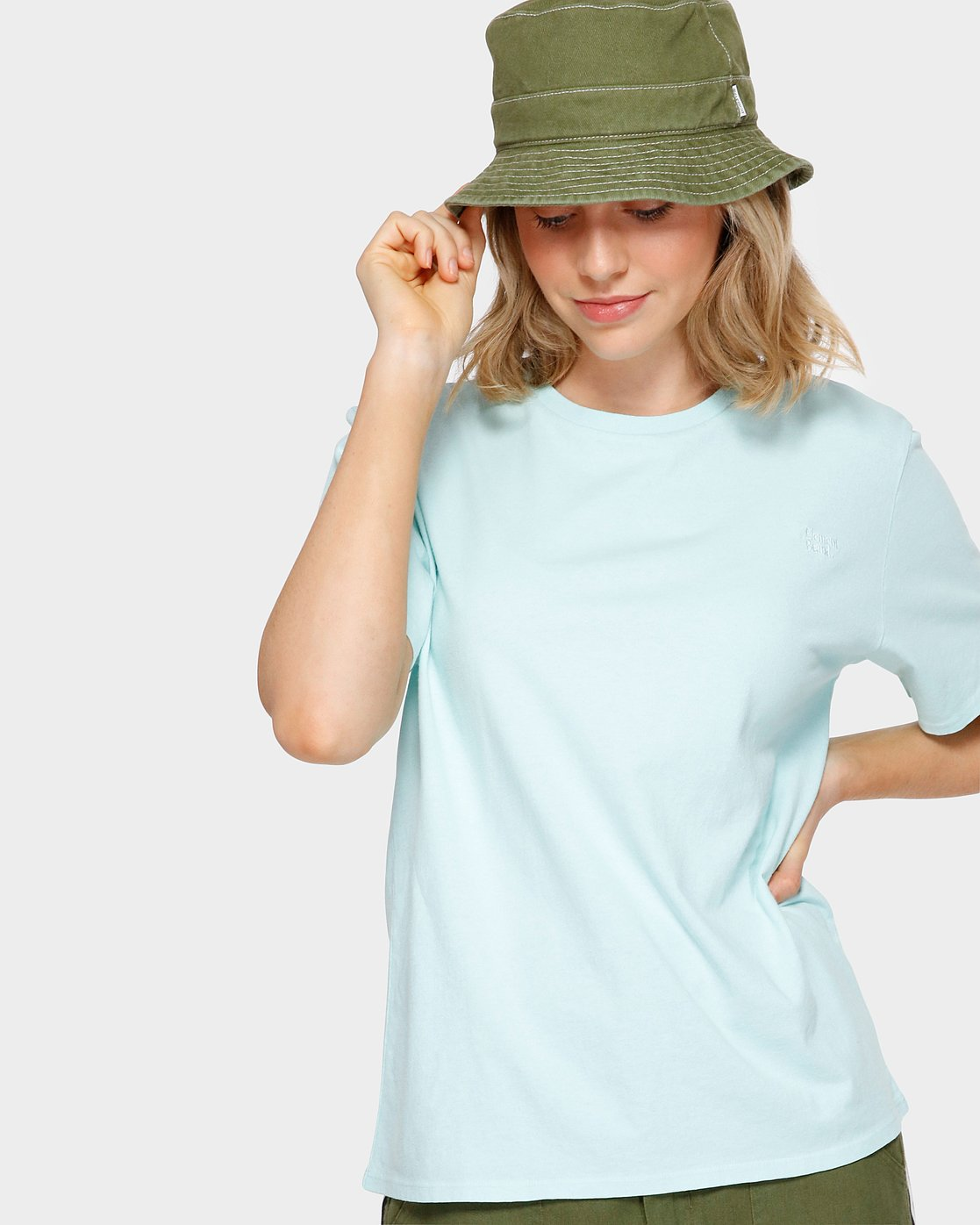 0 HOLLY TEE Blue 293003 Element