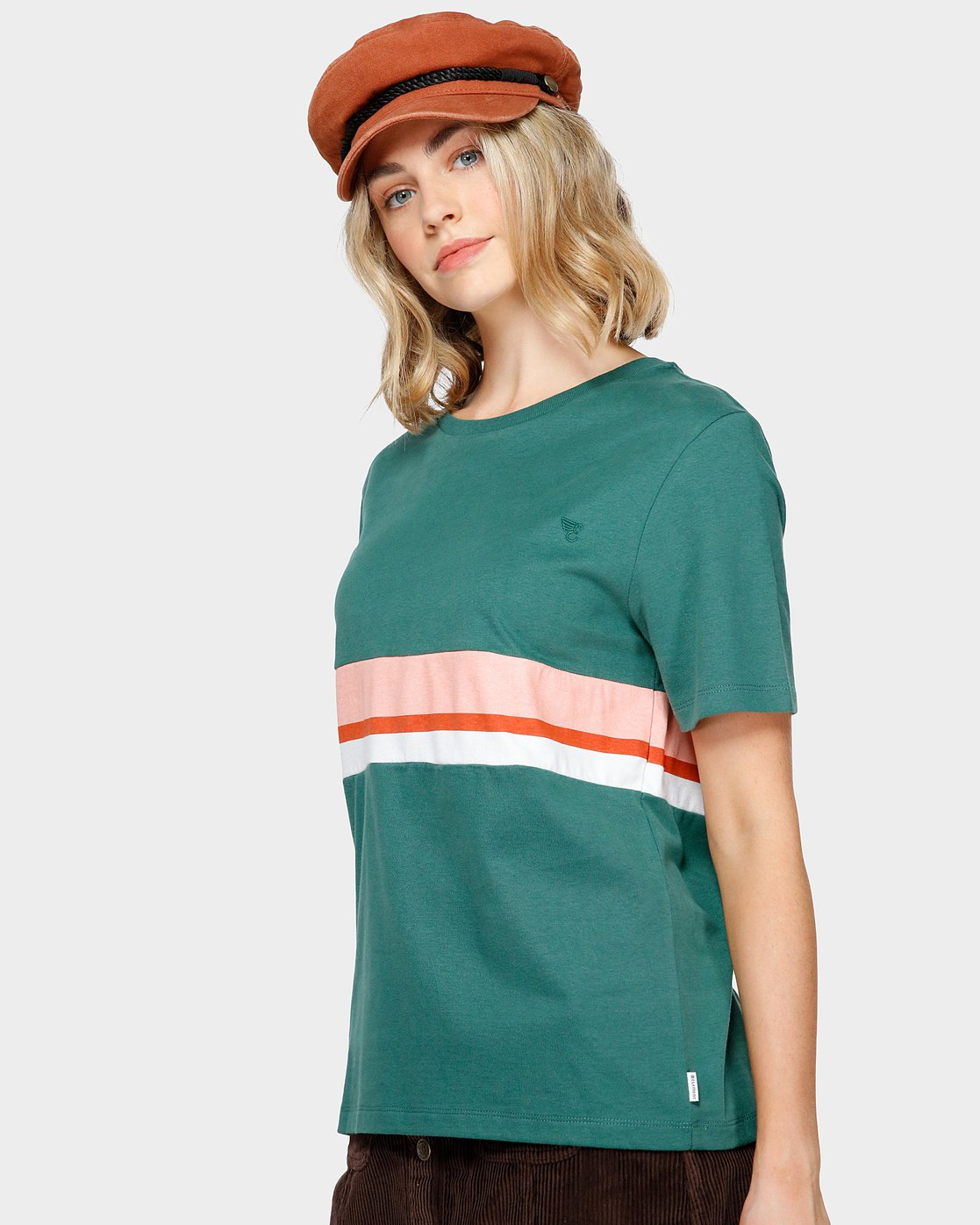 2 Ellie Tee Green 293004 Element