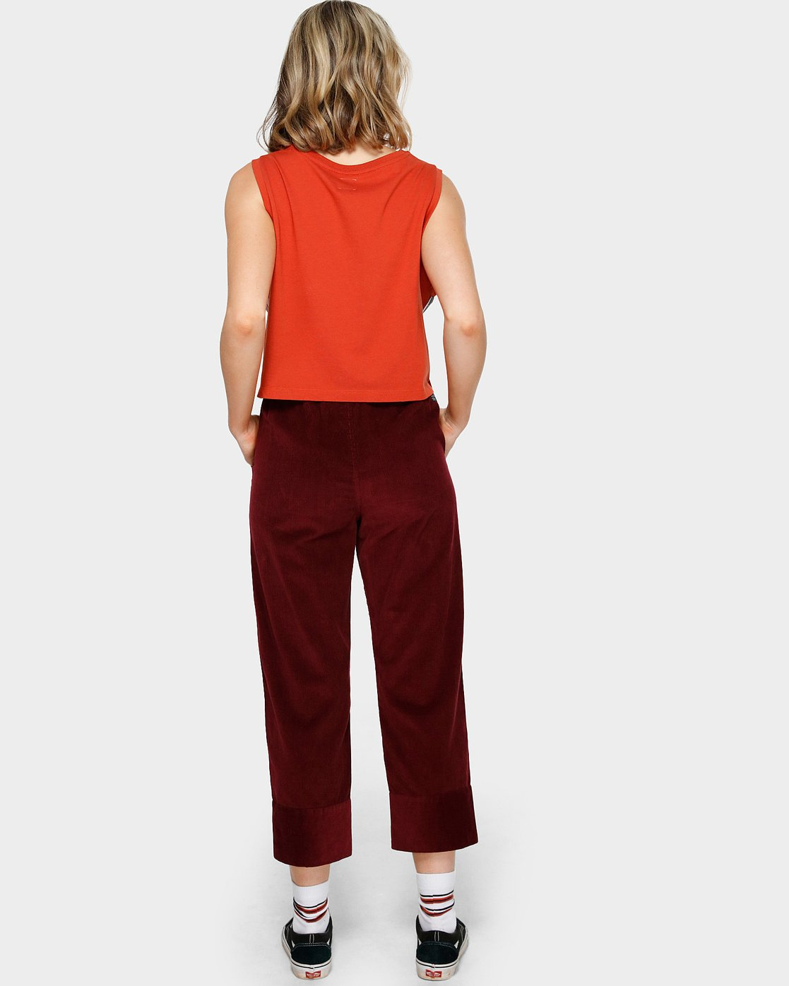 1 ABIGAIL PANT Red 293241 Element