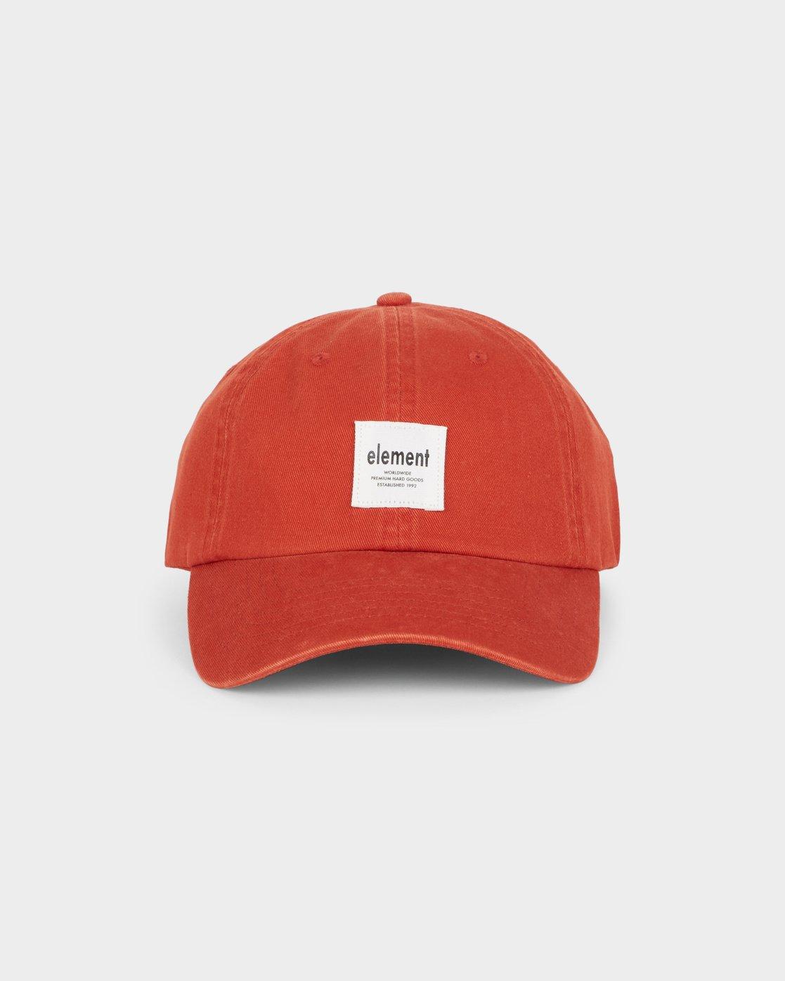 0 Element Patch Cap Red 293604 Element