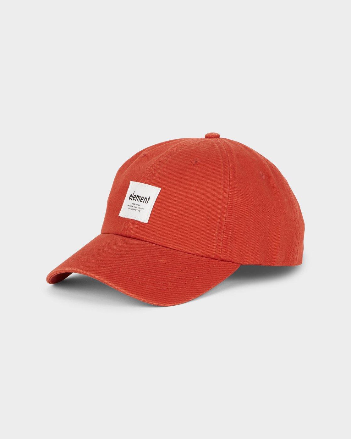 2 Element Patch Cap Red 293604 Element
