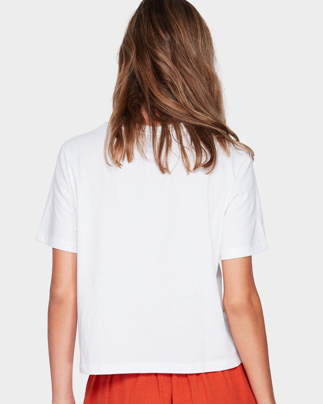 1 GET BACK TEE White 294001 Element