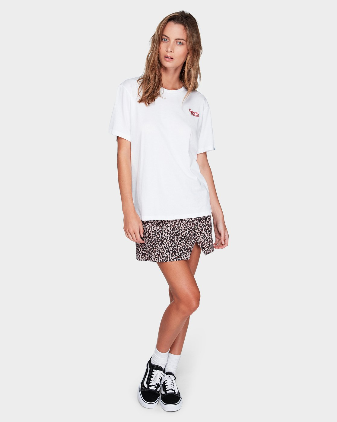 3 DIG IT TEE White 294006 Element