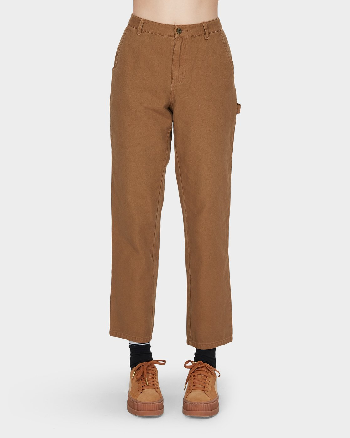 1 UTILITY PANT Brown 296263 Element