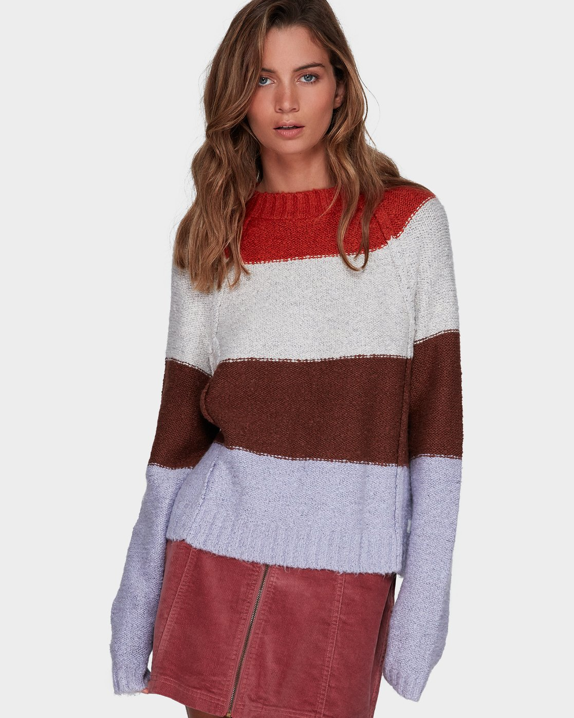 0 BORDERLINE SWEATER  296425 Element