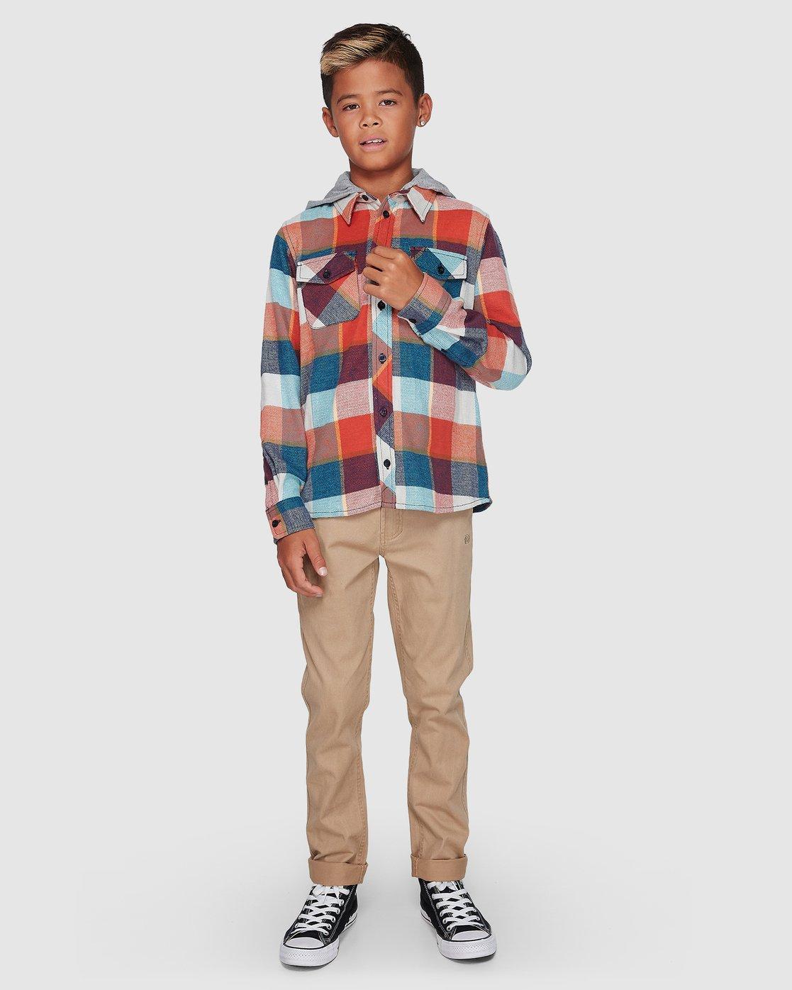 5 Tacoma 3C Hood Boy Orange 307211 Element