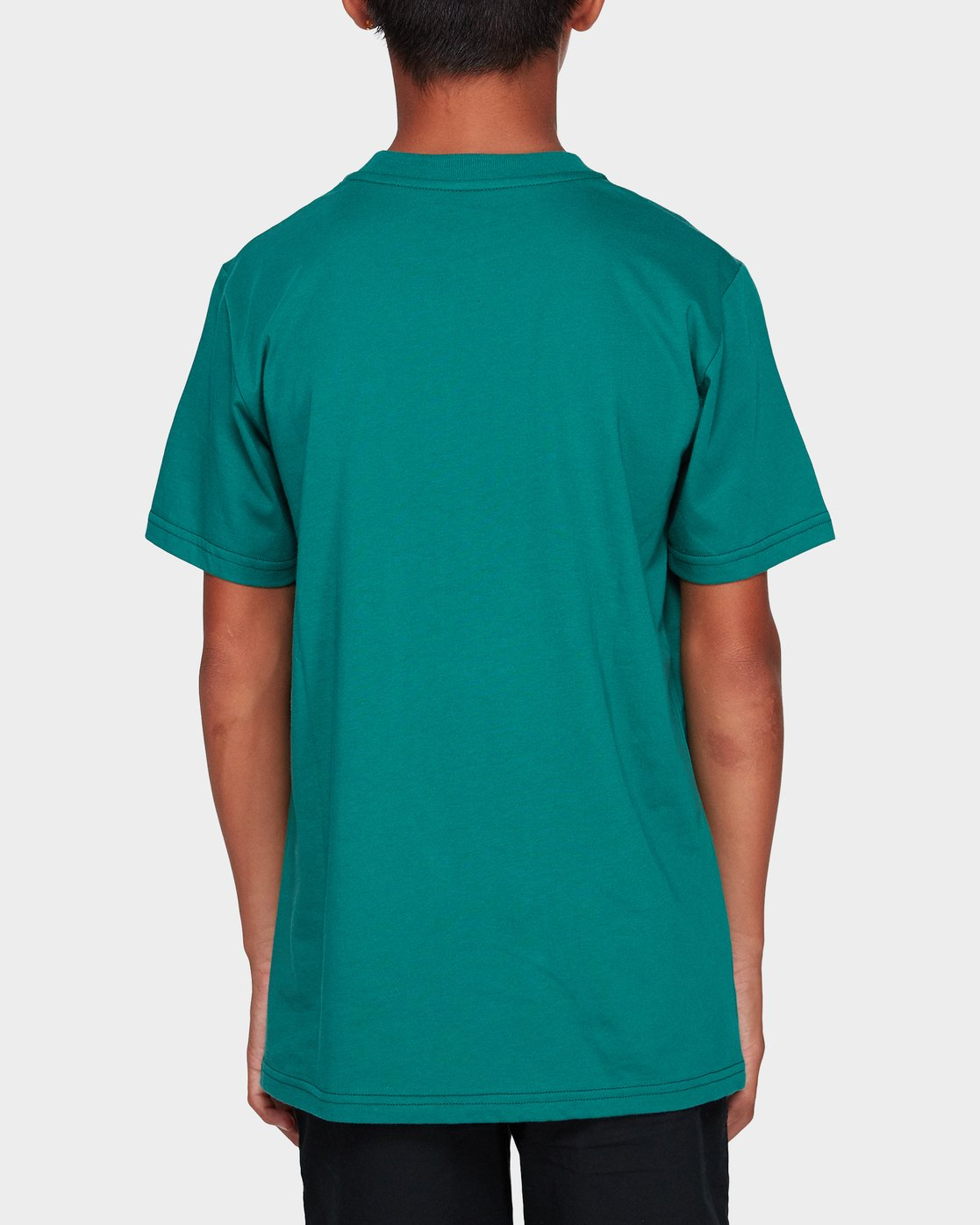 1 BOYS YOUTH HORIZONTAL SHORT SLEEVE TEE Green 383001 Element